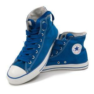 Converse High top  Men's Blue size 10.5
